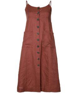Sea | Flared Button Dress Size 2