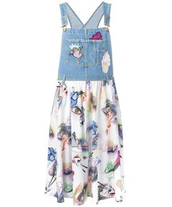 Kenzo | Dungaree Top Dress 40