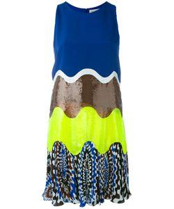 Emilio Pucci   Wave Colour Blocked Dress