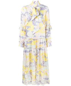 Saks Potts | Camo Flower Long Sleeve Dress Women