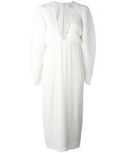 Solace | Philipa Pleated Dress Size