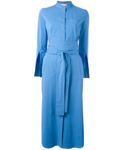 Erika Cavallini | Long Shirt Dress Size 44 Cotton/Spandex/Elastane