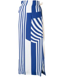 Erika Cavallini | Striped Maxi Skirt