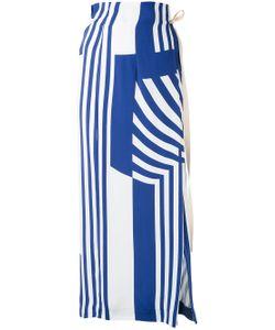 Erika Cavallini | Striped Maxi Skirt