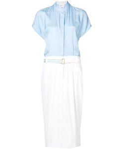 Michel Klein | Contrast Shirt Dress