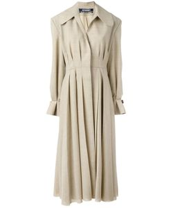 JACQUEMUS | Pleated Long Coat