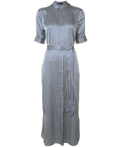 ATM Anthony Thomas Melillo | Striped Midi Shirt Dress Size Xs