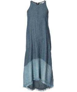 Trina Turk | Джинсовое Платье Без Рукавов