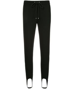 Theory | Stirrup Strap Track Pants Women