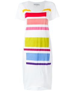 Io Ivana Omazic | Striped T-Shirt Dress Size Medium