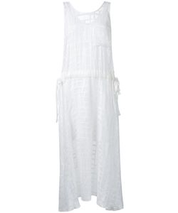 GINGER & SMART | Gravitate Sleeveless Dress 8 Silk/Cotton