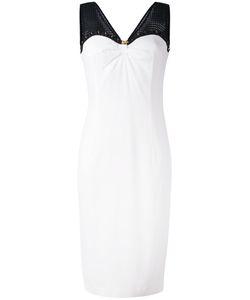 Cavalli Class | Платье С Плиссировкой