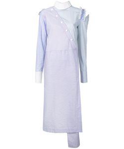 ANOUKI | Asymmetric Midi Dress