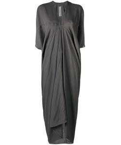 Rick Owens | Draped Batwing Dress