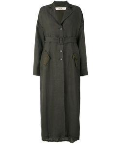 Damir Doma | Belted Overcoat
