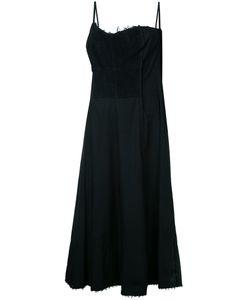 Comme Des Garcons | Платье С Махровой Панелью Vintage
