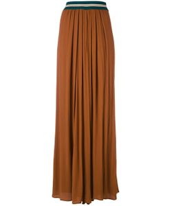 Roberto Collina | Flare Pleated Trousers