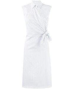 J.W. Anderson | J.W.Anderson Sleeveless Stripe Dress 10 Cotton