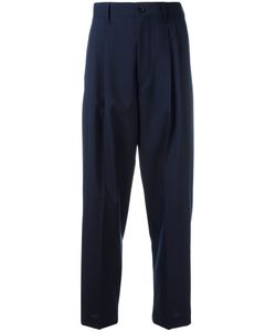 Erika Cavallini | Pleated Detail Tailored Trousers