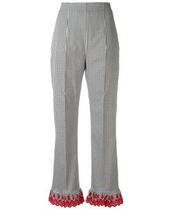Altuzarra | Checked Pants Size 40