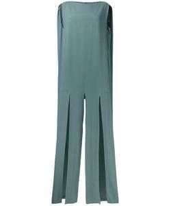 Chalayan | Column Jumpsuit 42 Acetate/Viscose/Cupro