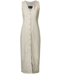 N Duo | Waist-Coat Style Dress Size