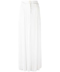 Ann Demeulemeester | Wide Leg Palazzo Trousers