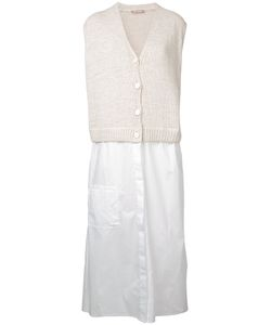 Nehera | Contrast Detail Dress Size Small