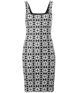Fausto Puglisi | Square-Neck Fitted Dress 44