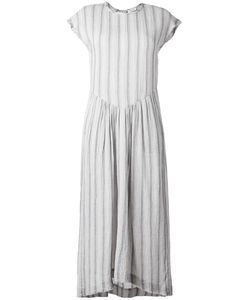 Masscob | Striped Flared Dress Size Small