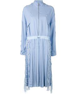 Versace   Pleated Shirt Dress Size