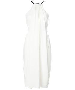 Halston Heritage | Платье С Вырезными Деталями