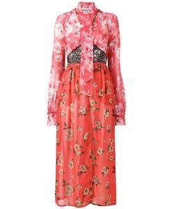 ATTICO   Beatriz Print Dress 3