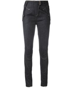 ESTEBAN CORTAZAR | Denim Skinny Trousers Size 38