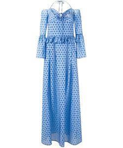Daizy Shely | Длинное Платье С Орнаментом