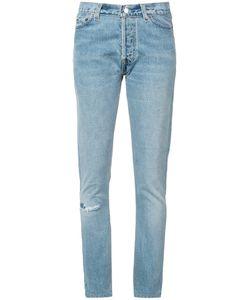 Re/Done | Slim Light-Wash Jeans