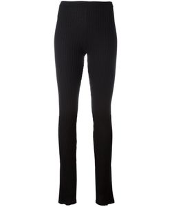 Givenchy | Ribbed Long Length Leggings Medium