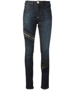 Philipp Plein | Skinny Jeans 25 Cotton/Spandex/Elastane