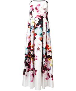 Elie Saab | Print Gown 36 Silk/Polyester