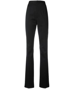 Dsquared2 | Fla Trousers 38 Virgin Wool/Spandex/Elastane/Polyester