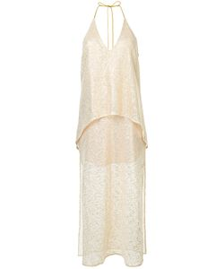 MANNING CARTELL | Foiled Escape Dress Women