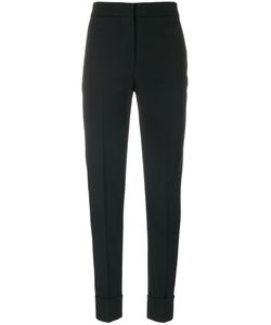 Cedric Charlier | High Waisted Trousers Women Polyamide/Other Fibres/Virgin