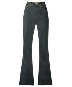 Amapô | High Waist Flared Jeans Size 44