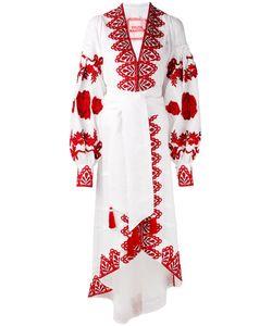 Yuliya Magdych | Платье Gzhel