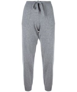 Allude | Tie Waist Sweatpants Xs Cashmere/Virgin Wool