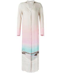 Osklen | Maxi Printed Dress