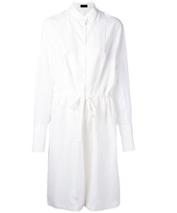 Joseph | Belted Shirt Dress 42