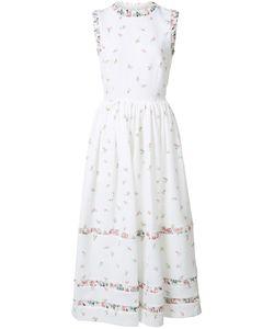 Emilia Wickstead | Print Fla Dress 4 Polyester/Spandex/Elastane