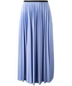 Céline   Pleated Midi Skirt Size 36