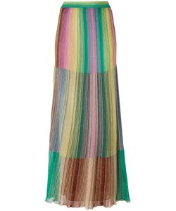Missoni | M Long Knit Stripe Skirt